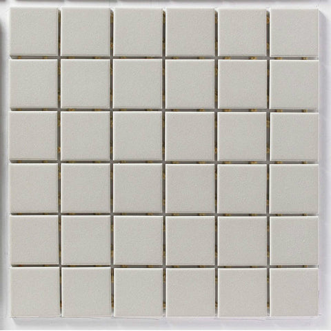 "CC Porcelain 12""X12"" Tender Grey Floor Tile"
