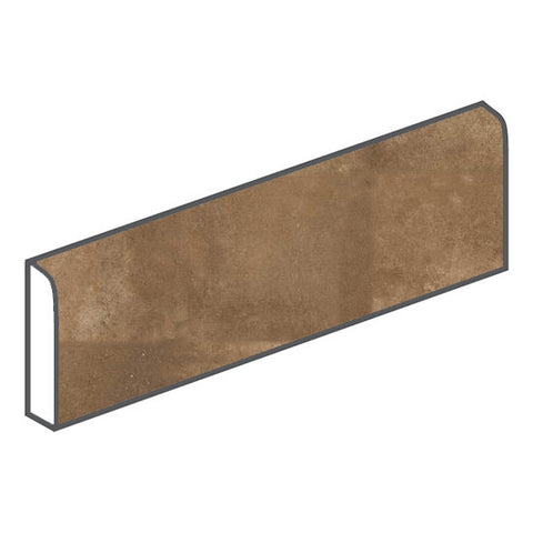 American Olean Fusion Cotto 3 x 12 Cotto Surface Bullnose