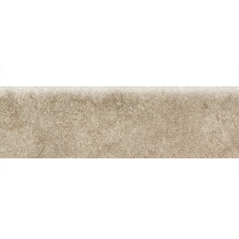 American Olean Castlegate 3 x 9 Gray Wall Bullnose