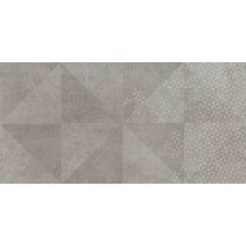 American Olean Colt 12 x 24 Gray Decorative Accent