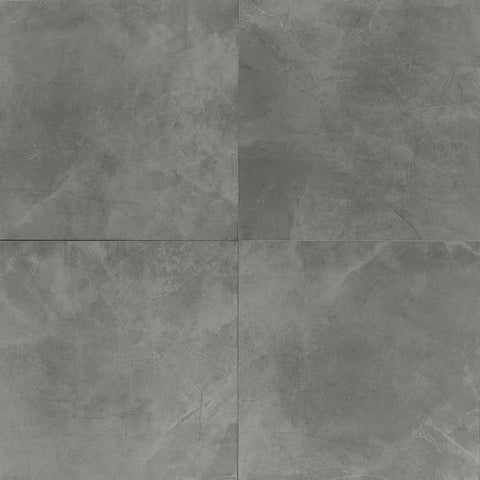 "Daltile Concrete Connection 6-1/2"" x 20"" Steel Structure Floor Tile"