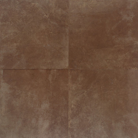 "Daltile Concrete Connection 13"" x 13"" Plaza Rouge Floor Tile"