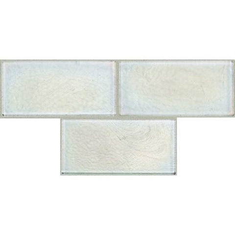 "Daltile Cristallo Select 3"" x 6"" Zircon Floor Tile"