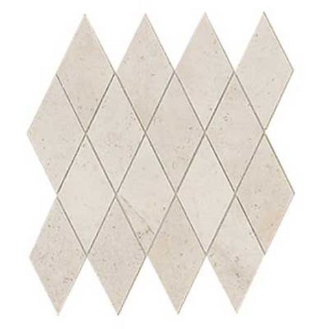 American Olean Costa Rei Peitra Bianco 3 X 6 Harlequin Wall Tile