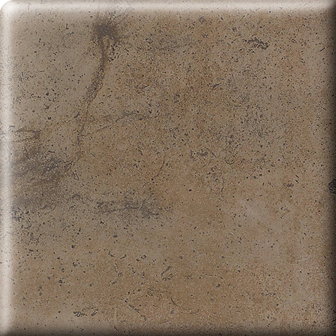 American Olean Costa Rei 3 x 3 Terra Marrone Wall Surface Bullnose Outcorner - American Fast Floors