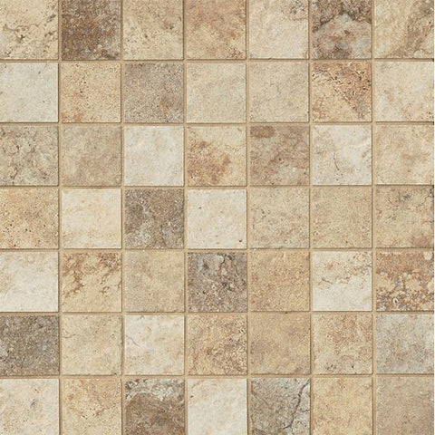 Bedrosians Forge Mosaic Mix Colors - American Fast Floors