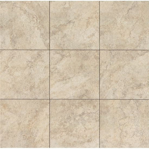 Bedrosians Forge Tile White