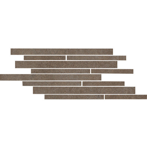 "Daltile City View 9"" x 18"" Neighborhood Park Random Linear Brick Joint"