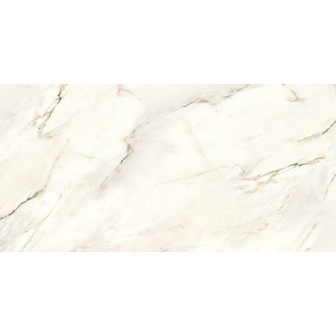 "Calacatta 12""X24"" Rectified Blanco Floor Tile"