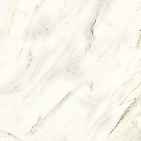 "Calacatta 17""X17"" Rectified Lapato Blanco Floor Tile"