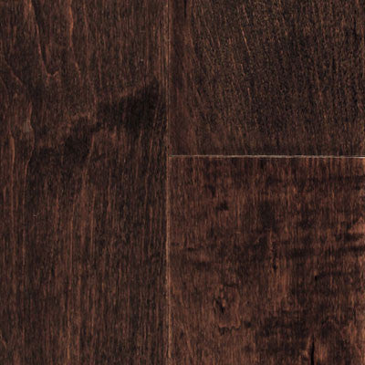 "Mullican HillShire 5"" Maple Cappuccino Engineered Hardwood - American Fast Floors"
