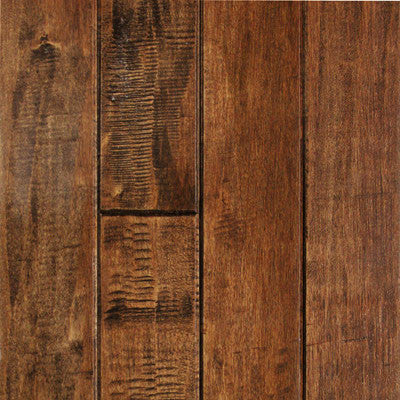 "Mullican Knob Creek 4"" Maple Cappuccino Solid Hardwood - American Fast Floors"