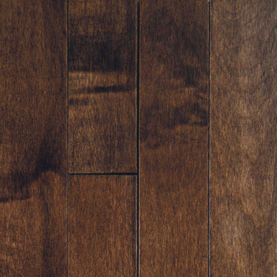 "Mullican Muirfield 5"" Maple Cappuccino Solid Hardwood"