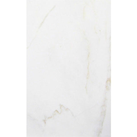 "Carrara HD 9-1/2""X13"" Blanco Wall Tile"