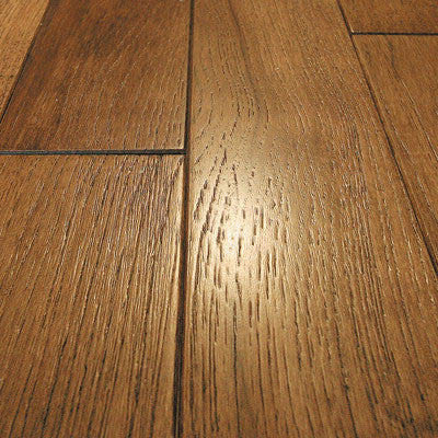 "Mullican Williamsburg 4"" Hickory Champagne Solid Hardwood"