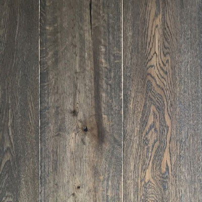 "Mullican Mount Castle 7-1/2"" Oak Charcoal Engineered Hardwood - American Fast Floors"