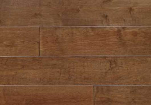 "Claremont Fawn Maple 5"" Solid Hardwood - American Fast Floors"