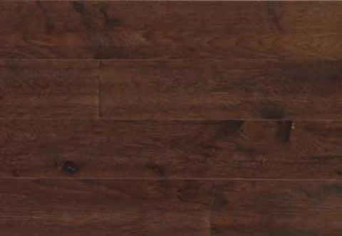 "Claremont Manor Hickory 5"" Solid Hardwood - American Fast Floors"