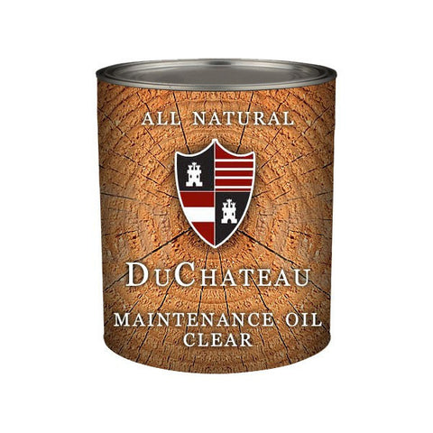 DuChateau Clear Maintenance Oil - American Fast Floors