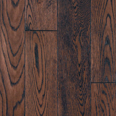"Mullican Castillian 5"" Oak Coffee Bean Solid Hardwood"