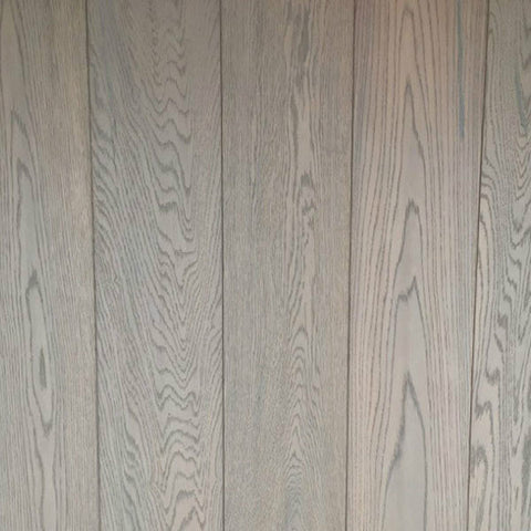 "Mullican Mount Castle 7-1/2"" Oak Colonial Grey Engineered Hardwood"