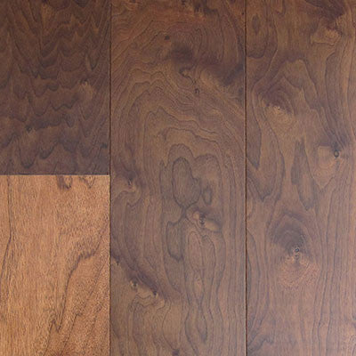 "Mullican Ponte Vedra 5"" Walnut Colonial Engineered Hardwood"