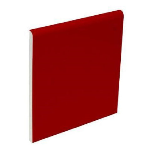 "Color Collection Bright 2""X6"" Red Pepper Radius Cap - American Fast Floors"