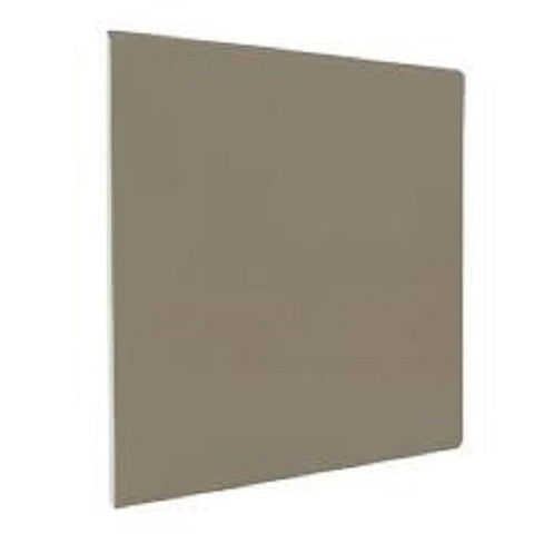"Color Collection Bright 6""X6"" Cocoa Surface Bullnose Angle"