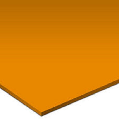 "Color Collection Bright 6""X6"" Tangerine Surface Bullnose Angle - American Fast Floors"
