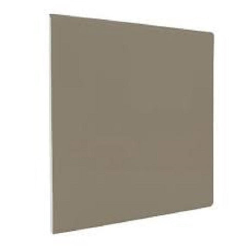 "Color Collection Matte 3""X10"" Cocoa Surface Bullnose"