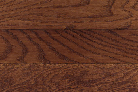 "Congress Oak Burgundy Oak 3.25"" Solid Hardwood - American Fast Floors"