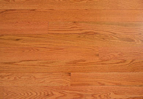 "Congress Oak Sunrise Oak 2.25"" Solid Hardwood"
