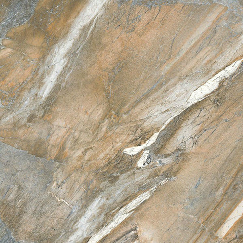 "Copperstone 18""X18"" Earth Floor Tile"