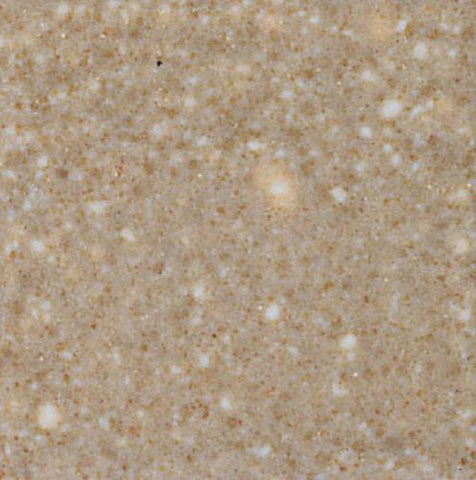 "Daltile Keystones 2"" x 1"" Mottled Medium Brown Cove"