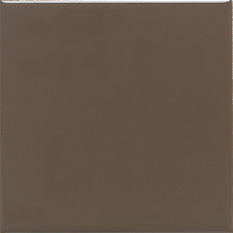 Daltile Keystones 1 x 1 Artisan Brown Dot-Mounted Mosaic - American Fast Floors