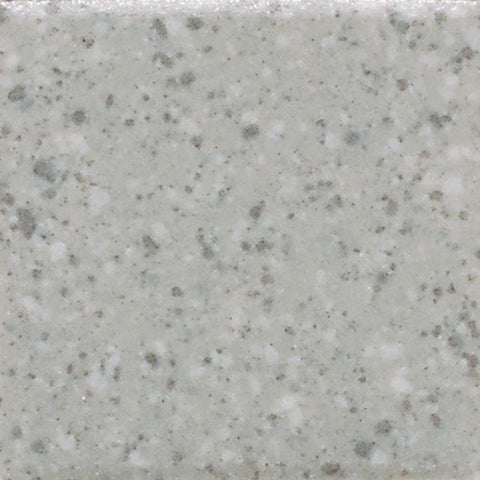 "Daltile Keystones 11-7/8"" x 23-7/8"" Desert Gray Speckle Hexagon Mosaic"