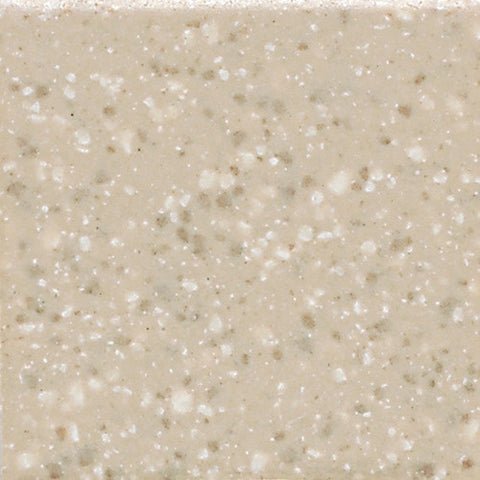 "Daltile Keystones 11-7/8"" x 23-7/8"" Urban Putty Speckle Hexagon Mosaic"