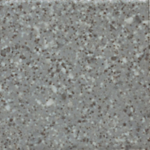 Daltile Keystones 1 x 1 Suede Gray Speckle Dot-Mounted Mosaic