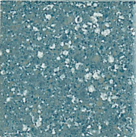 Daltile Keystones 1 x 1 Sea Spec Dot-Mounted Mosaic