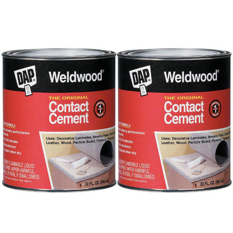 Weldwood Original Contact Cement - 1 Quart