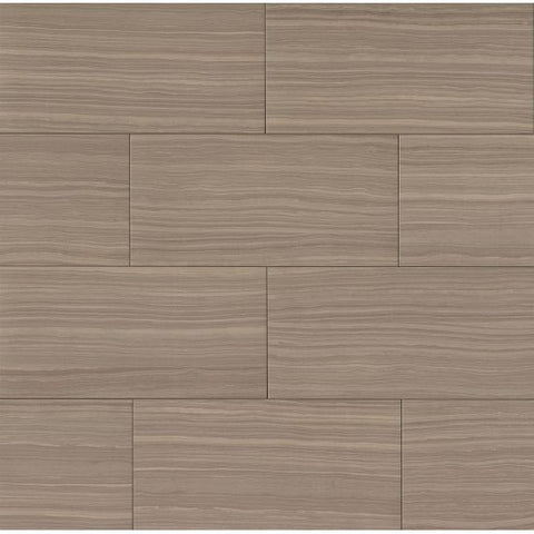 Bedrosians Matrix Tile Taupe Blend - American Fast Floors