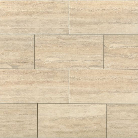 Bedrosians Toscano Tile Silver - American Fast Floors