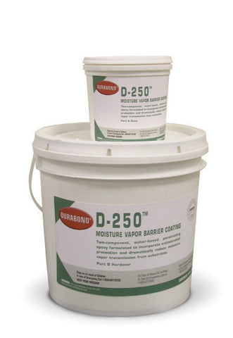 Bostik D-250 Moisture Vapor Barrier 2-Part Kit - 1 Gallon - American Fast Floors