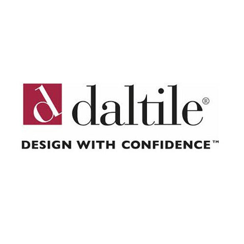 "Daltile Cristallo Select 3/4"" x 8"" Zircon Small Rope"