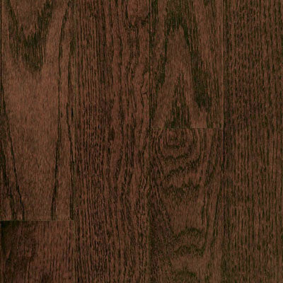 "Mullican St. Andrews 3"" Oak Dark Chocolate Solid Hardwood - American Fast Floors"