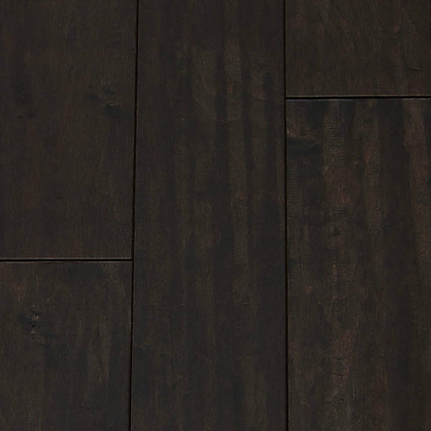 "Mullican San Marco 5"" Maple Dark Mocha Engineered Hardwood - American Fast Floors"