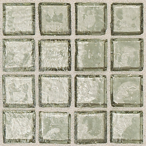 "Daltile Egyptian Glass 12"" x 12"" Sand Mosaic"