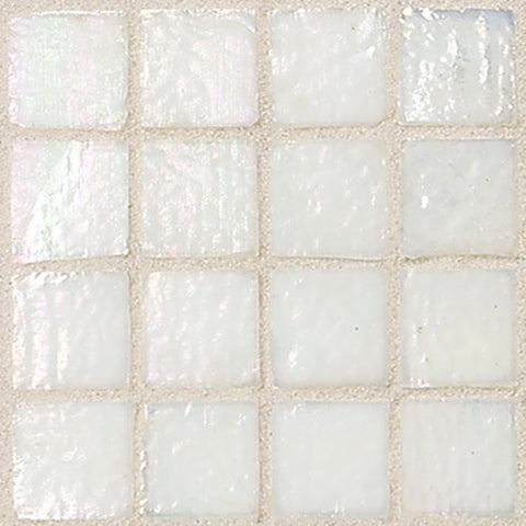 "Daltile Egyptian Glass 12"" x 12"" Cotton Mosaic - American Fast Floors"