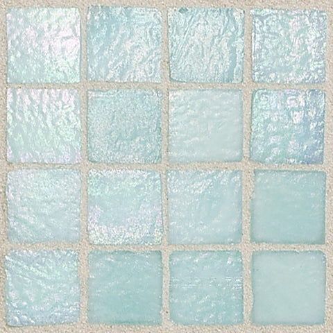 "Daltile Egyptian Glass 12"" x 12"" Oasis Mosaic - American Fast Floors"