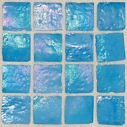 "Daltile Egyptian Glass 12"" x 12"" Caspian Mosaic - American Fast Floors"